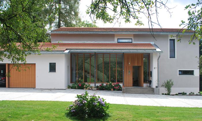 Architekten Passau haus in passau y es architekten bda
